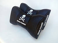 Подушка на подголовник ZenoPower черная