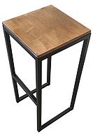 Металлический барный стул Хокер