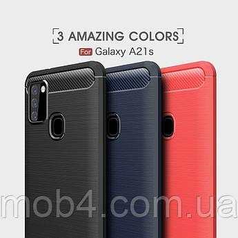 Противоударный чехол Urban (Урбан) для Samsung Galaxy (Самсунг) A21 S