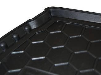 Коврик в багажник Chevrolet Aveo (2012>) (седан) (Avto-Gumm)