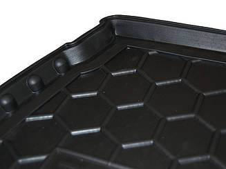 Коврик в багажник Chevrolet Captiva (7мест) (Avto-Gumm)