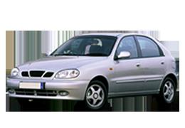 Автоковролин салону (покриття підлоги) для Daewoo (Деу) Lanos 1997