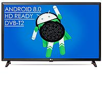 "Телевизор LG 32"" Smart TV Android 8.0/WiFi/HD Ready/DVB-T2/"