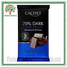 Шоколад Cachet Extra dark, 300гр
