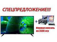 """Телевизор Panasonic 56"""" Smart-TV 4K /T2/ ANDROID 7.0 + ИГРОВАЯ КОНСОЛЬ"""