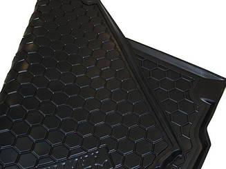 """Коврик в багажник Mercedes W 205 (седан) (с """"ухом"""") (Avto-Gumm)"""