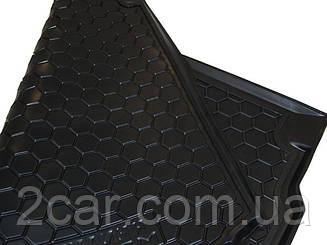 Коврик в багажник Peugeot Bipper (Nemo / Fiorino (Qubo)) (Avto-Gumm)