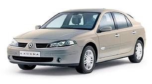 Renault Laguna II 2001-