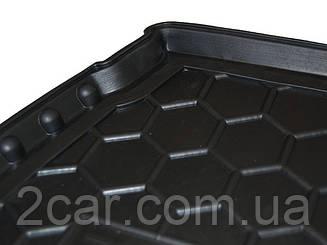 Коврик в багажник Seat Altea (нижняя полка) (Avto-Gumm)
