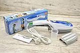 Ручной отпариватель - щетка для одежды TOBI Steam Brush, фото 5