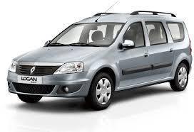 Renault Logan MCV 2006-