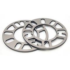Проставки колесные (SPACER)  ширина= 5 мм  PCD от 4*98 до 5*120