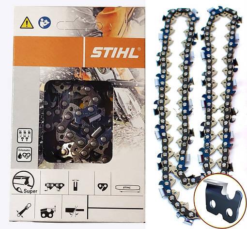 Ланцюг Stihl 60 зв 3/8 1.3 супер, фото 2