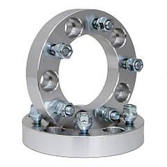 Проставки колесные (SPACER)  ширина=30 мм Шпилька 12*1,5 PCD5*139.7  DIA 108.1