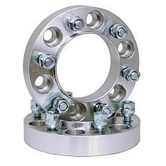 Проставки колесные (SPACER)  ширина=30 мм Шпилька 12*1,5 PCD6*139.7  DIA 106.0 -> 106.0