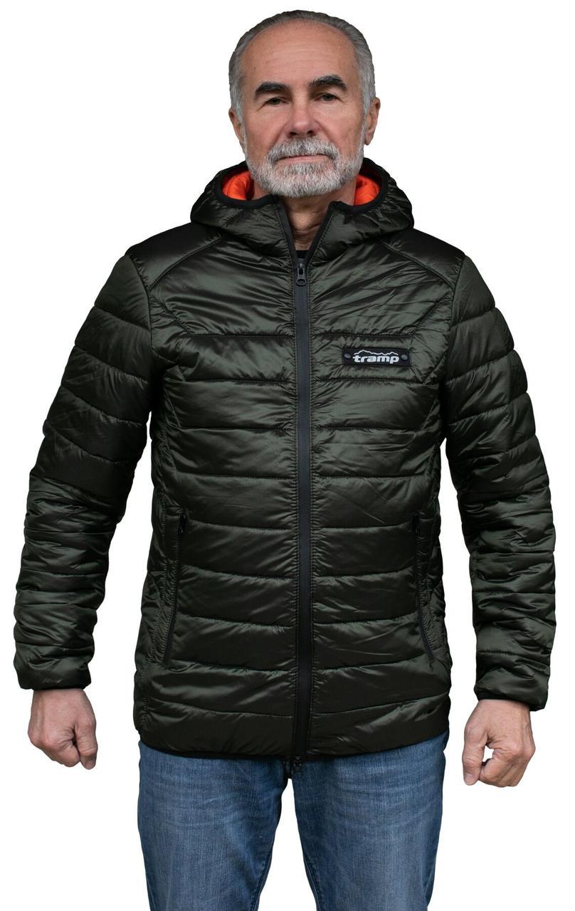 Куртка утеплена Tramp City olive TRFB-012