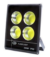 Прожектор светодиодный LED прожектор промышленный 200W FL-200-6000-4L