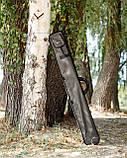 Чехол для удилищ жёсткий 145 см Fisher, фото 3