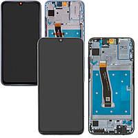 Дисплей для Huawei Honor 10 Lite HRY-LX1, Honor 10i, Honor 20 Lite, модуль (экран), с рамкой, оригинал, фото 1