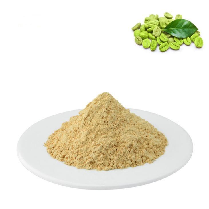 Экстракт Зеленых Кофейных Зерен С Хлорогеновыми Кислотами Порошок 1 кг