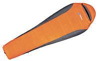 Спальный мешок Terra Incognita Siesta 400 LONG Left оранжевый/серый