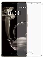 Гидрогелевая защитная пленка на Meizu Pro 7 Plus на весь экран прозрачная