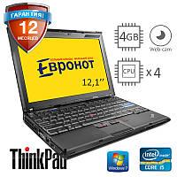 Ноутбук Lenovo ThinkPad X201