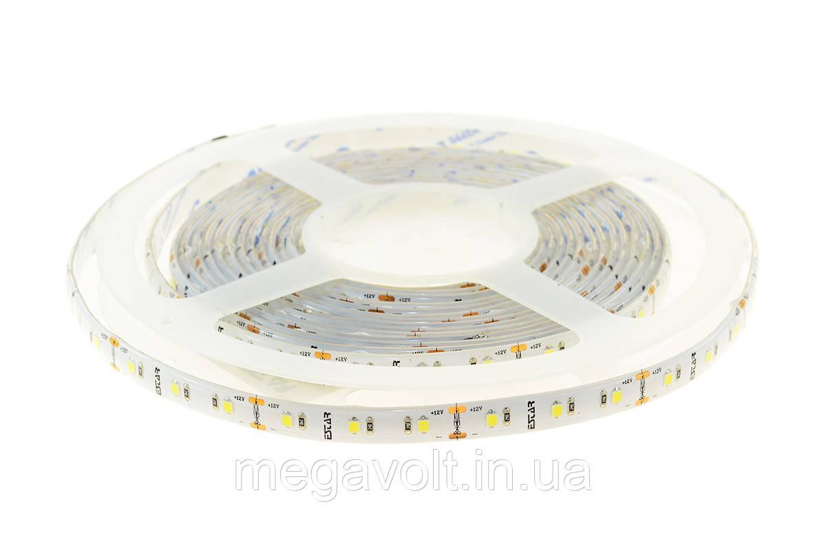 Светодиодная лента ESTAR SMD 2835/60 (IP65) premium 12V тёпло-белая (2900-3200К)