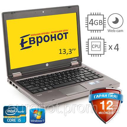 Ноутбук HP ProBook 6360b, фото 2
