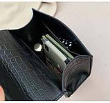 Женская стильная мини-сумочка, фото 3