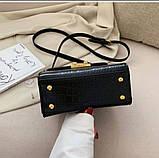 Женская стильная мини-сумочка, фото 4