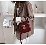 Женская стильная мини-сумочка, фото 6