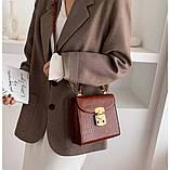 Женская стильная мини-сумочка, фото 8