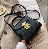 Женская стильная мини-сумочка, фото 9