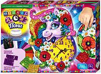 Мозаичные часы Пони (Сделай Сам), ТМ Danko Toys
