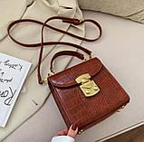 Женская стильная мини-сумочка, фото 10
