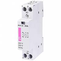 Контактор R 20-11 24V AC 20A (AC1)