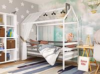 Детская деревянная кровать-домик Том. Арбор