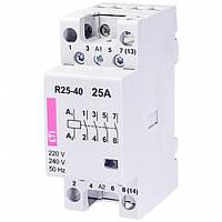 Контактор R 25-04 24V AC 25A (AC1)