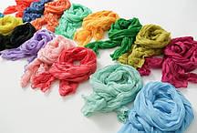 Женский шарф FS-7030-20