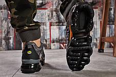 Кроссовки мужские спортивные Найк Nike Tn Air, темно-серые,кроссовки мужские повседневные демисезонные найк, фото 3