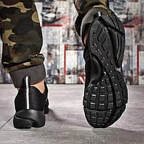 Кроссовки мужские спортивные Найк Nike Air, черные,кроссовки мужские демисезонные повседневные nike найк, фото 3