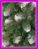 Новогодняя искуственная елка Снежная королева, фото 3