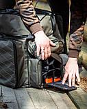 Карповая сумка Fisher, фото 7