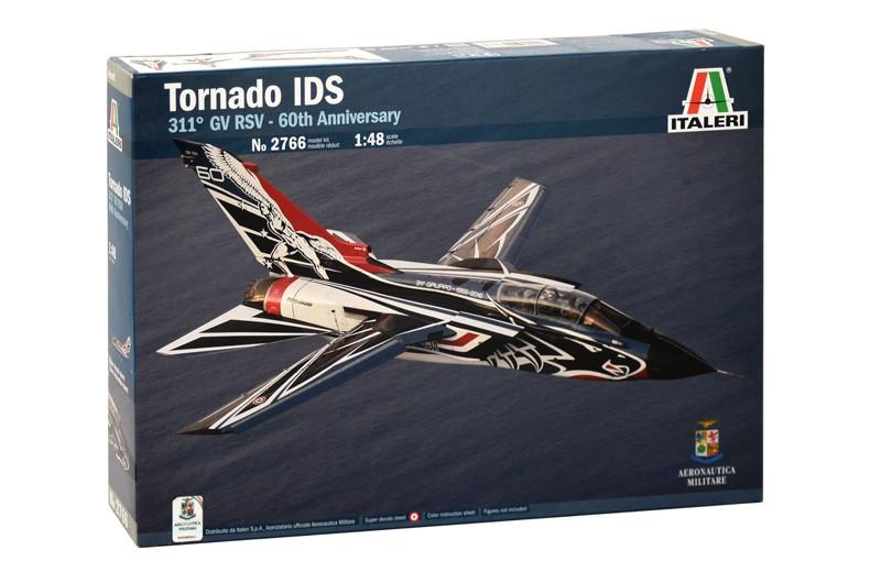 Сборная модель самолёта 1:48 Tornado IDS, Italeri