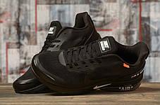 Кроссовки мужские спортивные Найк Nike Air Presto,черные,кроссовки мужские повседневные демисезонные найк nike, фото 3