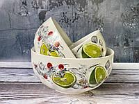 Набор салатников Лайм 3 шт, фото 1