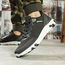 Кроссовки мужские спортивные Бас BaaS Fashion, темно-серые, кроссовки мужские демисезонные повседневные  BaaS, фото 2