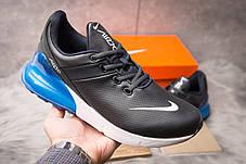 Кроссовки мужские спортивные Найк Nike Air 270, темно-синие,кроссовки мужские повседневные демисезонные найк, фото 2