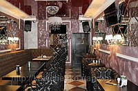 Мягкая мебель для кафе, бара, ресторана, фастфуда, пицерии, кофейни, клубная мебель.
